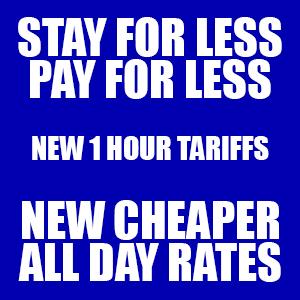 Trinity Leeds Car Park Prices